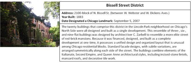 Bissell Street