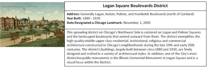 Logan Square Boulevard