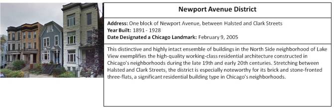Newport Avenue