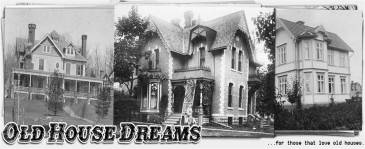 old house dreams