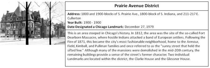 Prairie Avenue