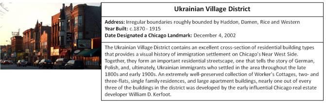 Ukrainian Village