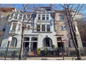 This historic home on the 800 block of N. Dearborn recently sold for $1.6M.