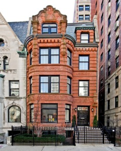 This 4-story limestone beauty on E. Elm recently sold for $2.45M.