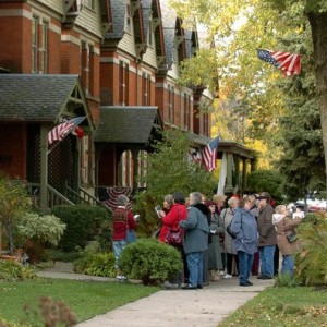 As destinations, Historic Districts create interest,  commerce and economic development.
