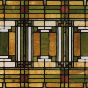 Frank Lloyd Wright Oak Park window