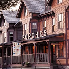 Porches on porches in this post.
