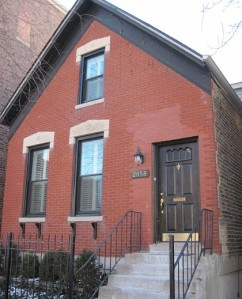 A good-looking Chicago west side cottage.