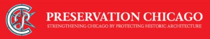 preservation chicago logo