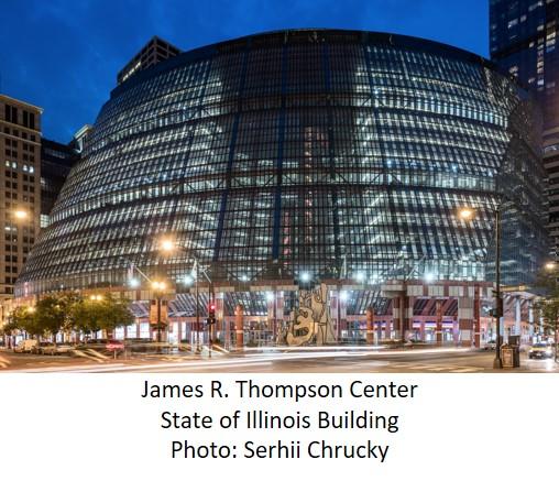 Thomspon Center - Photo Serhii Chrucky